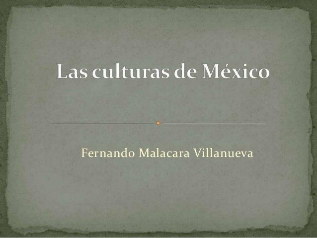 Fernando Malacara Villanueva