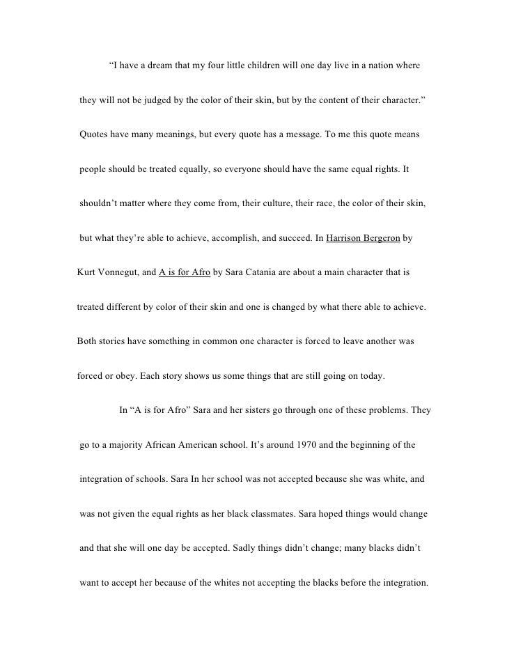 college essays college application essays harrison bergeron harrison bergeron essay questions