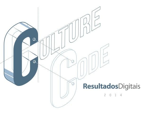 Culture code resultados digitais