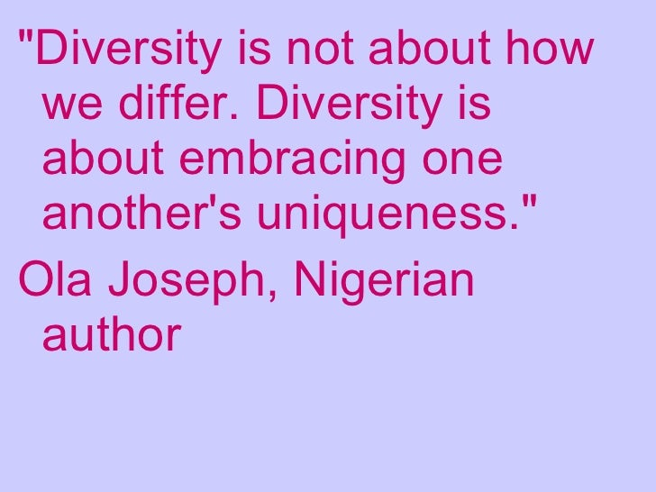 """embracing diversity essay First review the """"embracing diversity"""" section in chapter 28 of burghardt and tolliver text (in the print version this is on p 225-227) then answer the."""