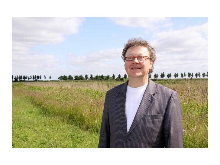 Jan Trompper Cultureel Opbouwwerker op Goeree-Overflakkee
