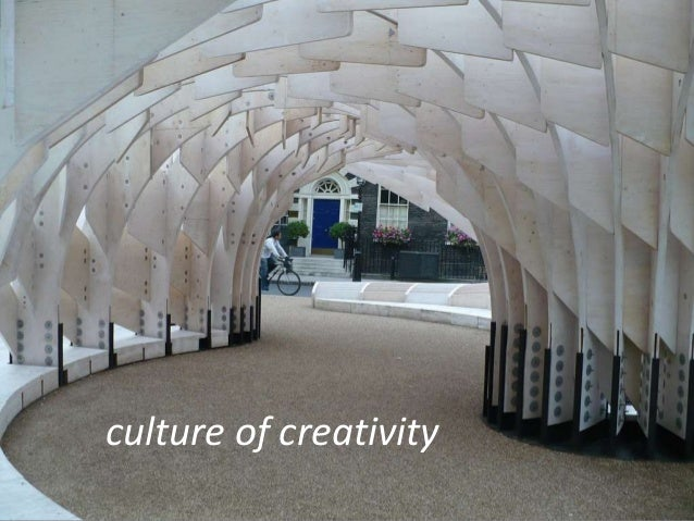 Culture of Creativity