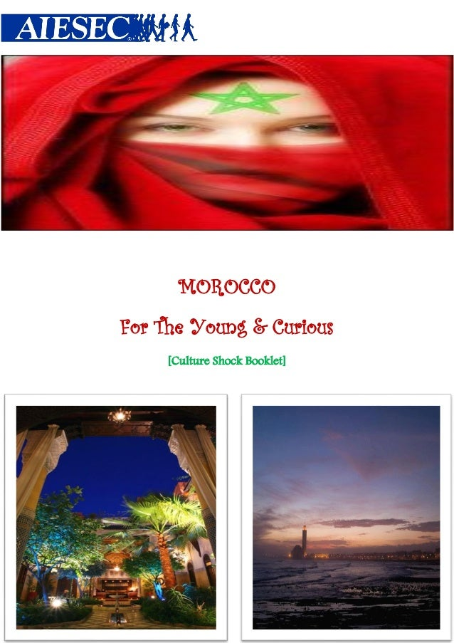 MOROCCO For The Young & Curious [Culture Shock Booklet]