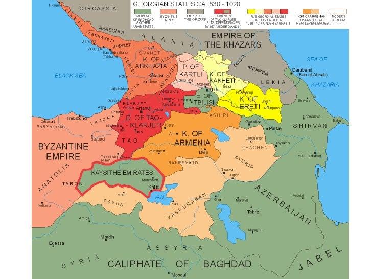 Cultures Of The Caucasus 3