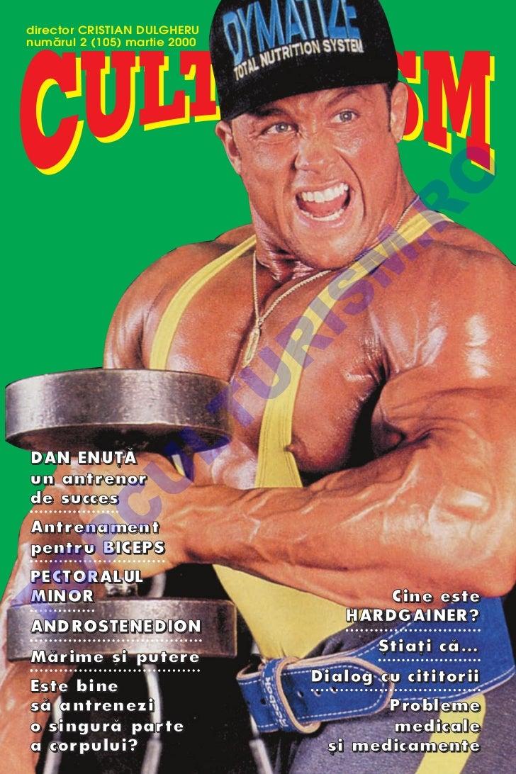 Revista Culturism nr.105 (2/2000)