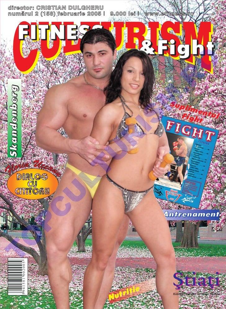 Revista Culturism & Fitness nr. 158 (2/2005)