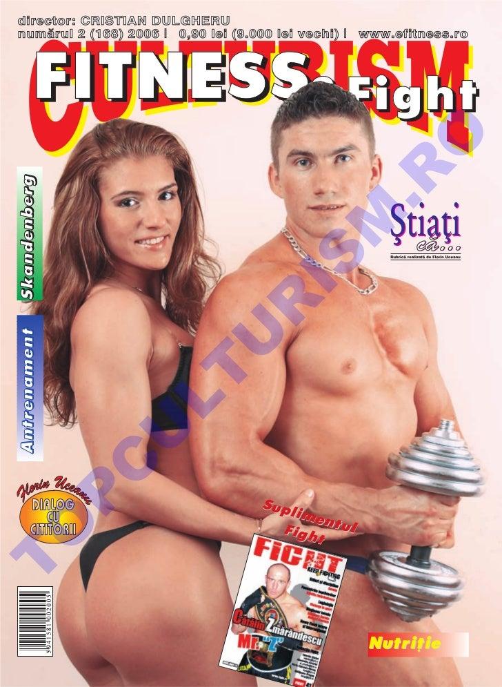 Revista Culturism & Fitness nr. 168 (2/2006)