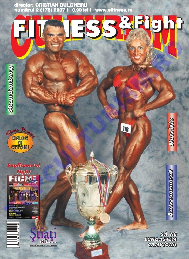 Revista Culturism & Fitness nr. 178 (2/2007)