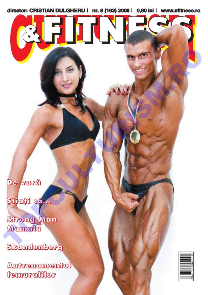Revista Culturism & Fitness nr. 192 (6/2008)