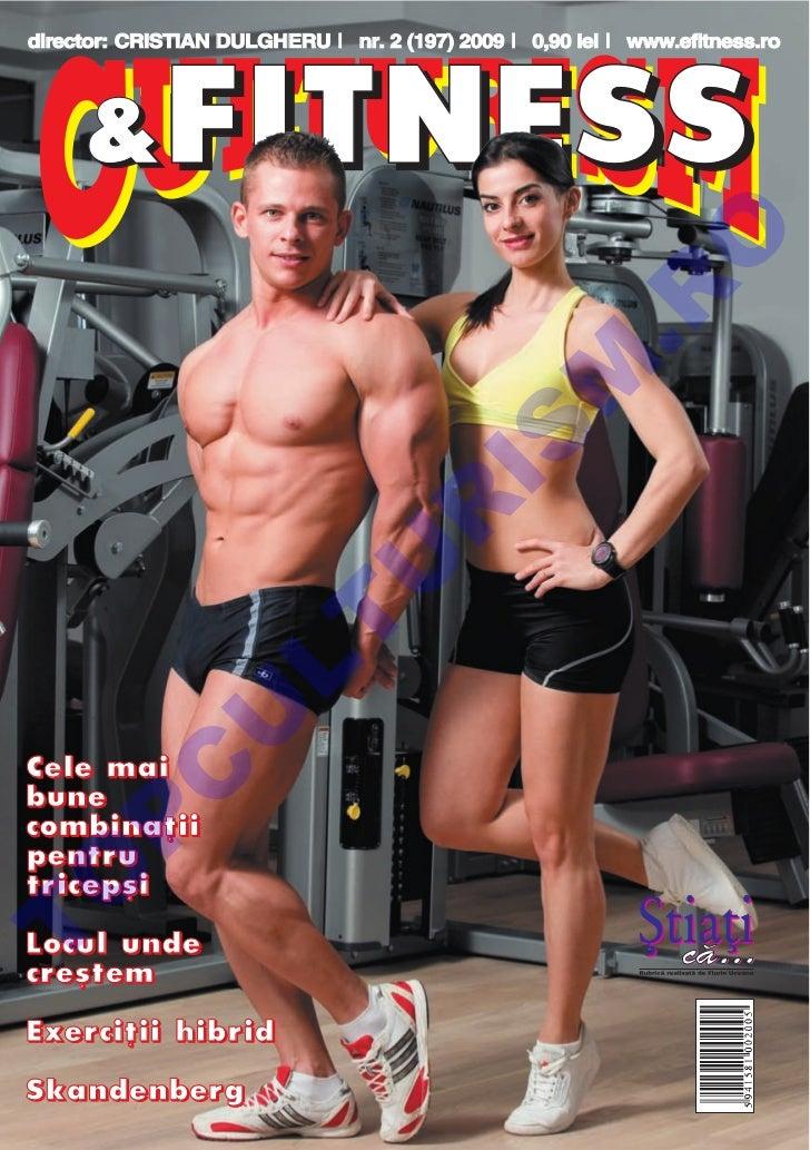 Revista Culturism & Fitness nr. 197 (2/2009)