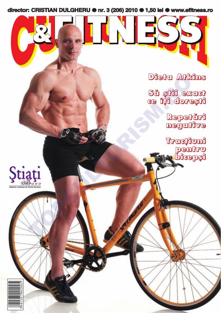 Revista Culturism & Fitness nr. 206 (3/2010)