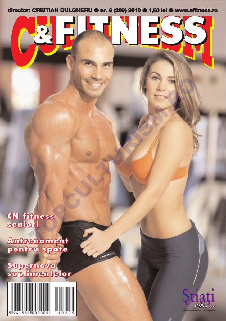 Revista Culturism & Fitness nr. 209 (6/2010)