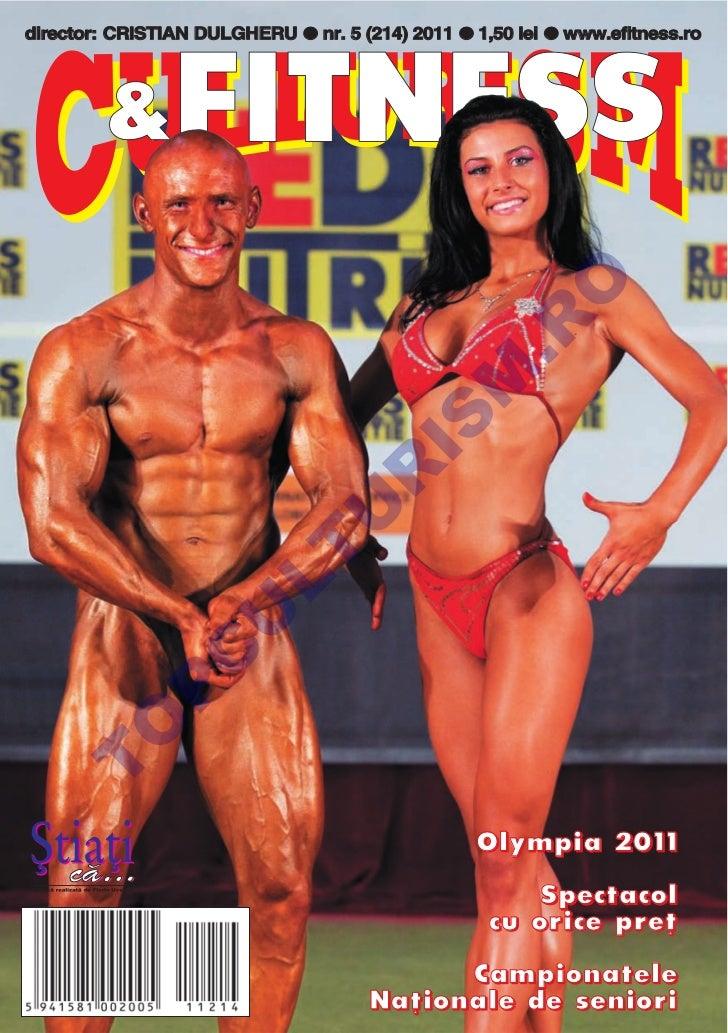 Revista Culturism & Fitness nr. 214