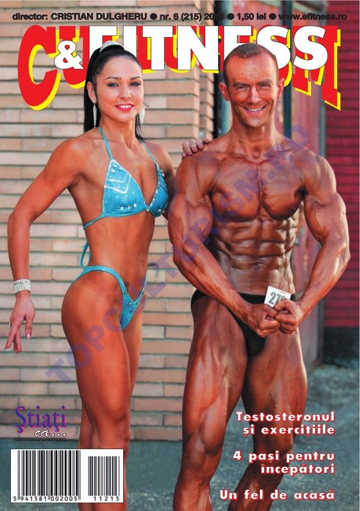 Culturism & Fitness nr. 215 (6/2011)
