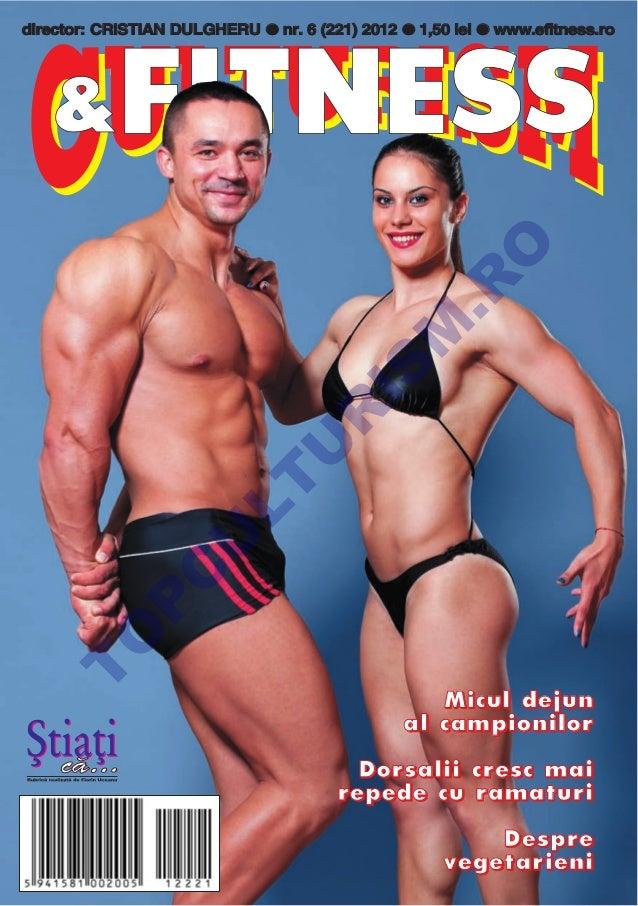 Revista Culturism & Fitness nr. 221 (6/2012)