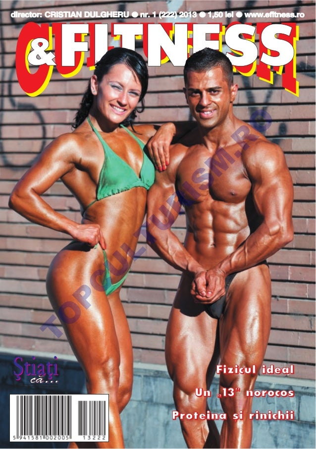 Revista Culturism si Fitness nr. 222 (1/2013)