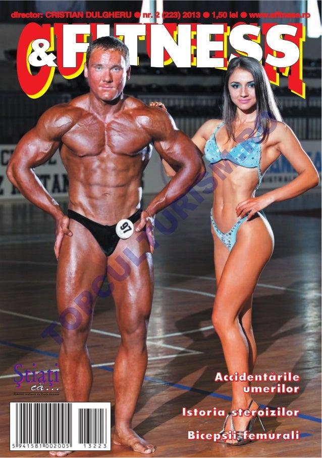 Revista Culturism & Fitness nr. 223 (2/2013)
