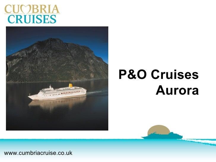 Cumbria Cruises - Aurora