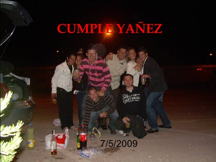 Cumple YañEz