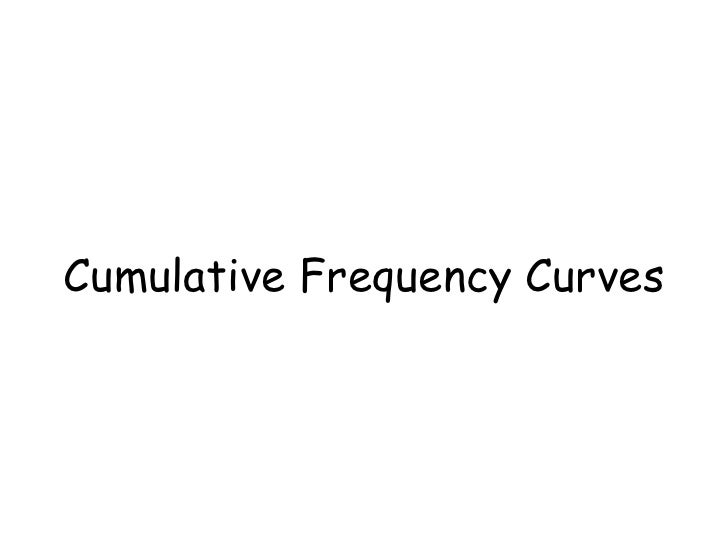 How To Find The Interquartile Range In A Cumulative Frequency Graph