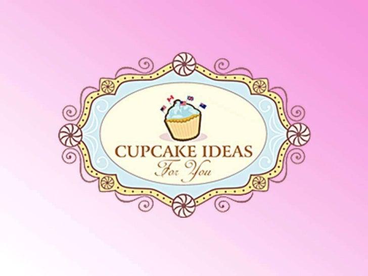 Christmas Cupcake Idea's                  Submitted by: Sarah Wallhttp://twitter.com/cupcakeideas    http://www.facebook.c...