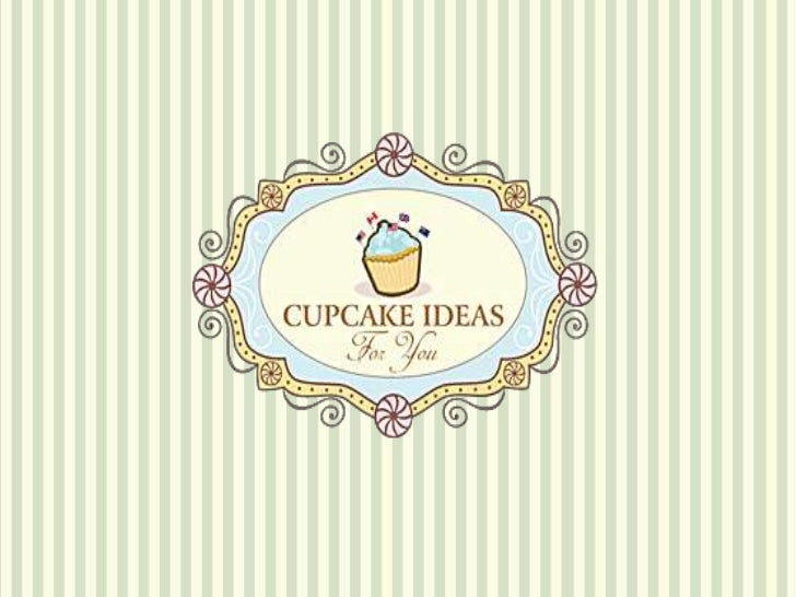 Cupcake Ideas: How I Started my Cupcakes