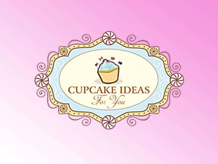 Cupcake: Ideas Toppers