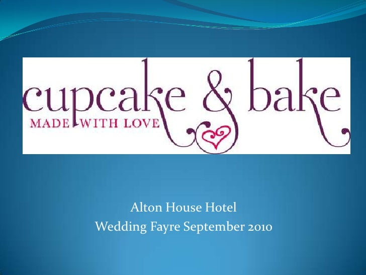 Alton House Hotel<br />Wedding Fayre September 2010<br />