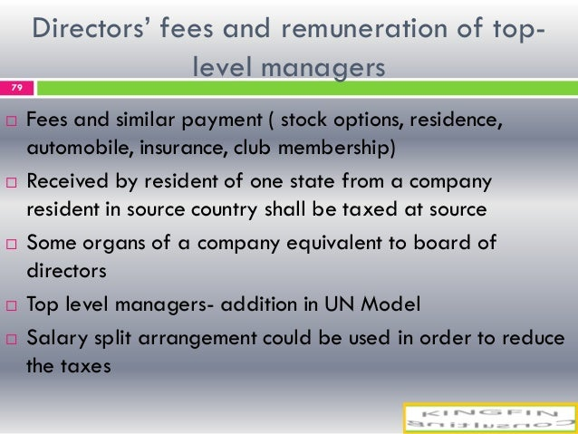 Distinction of OECD Model and UN Model?