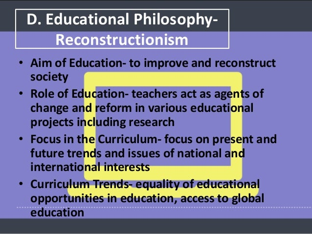 aim of education Trilling and hood (2001 p10) argue that whilst the four traditional reasons why education is seen as crucial to society (contribute to society, fulfil personal talents, fulfil civic responsibilities, and carry tradition forward) have not changed the move from the industrial to knowledge age has meant that our response to each of these goals.