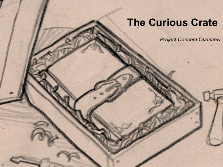 The Curious Crate             Project Concept Overviewv2.4