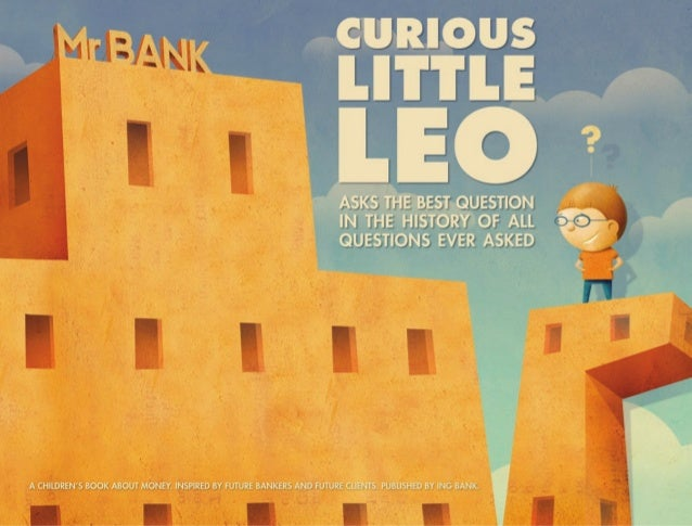 Curious Little Leo