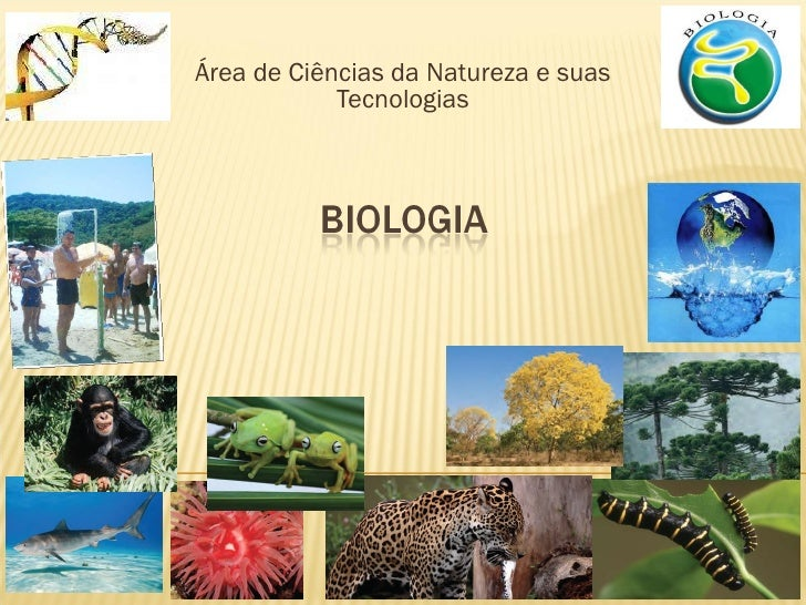 Área de Ciências da Natureza e suas Tecnologias