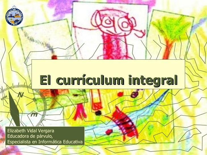 CurríCulum Integral