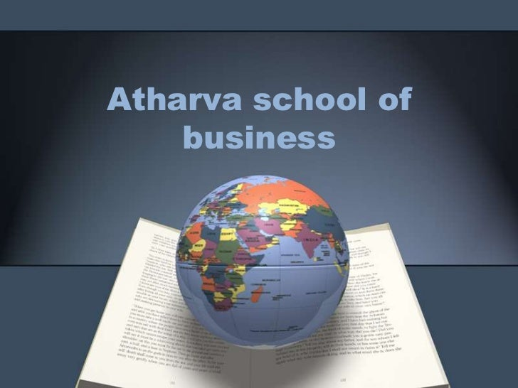 Atharva school of    business