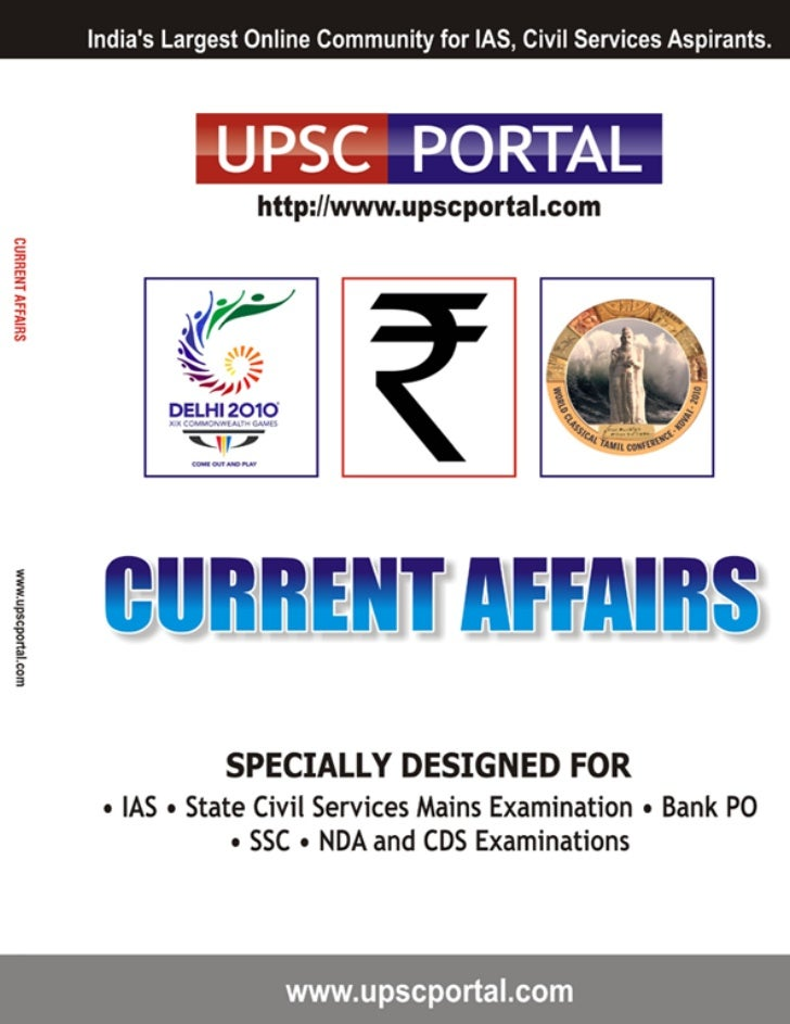 Current Affairs                                                                                                   © www.up...