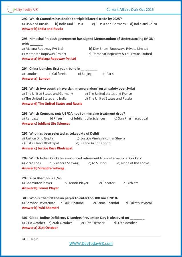 2015 january current affairs pdf