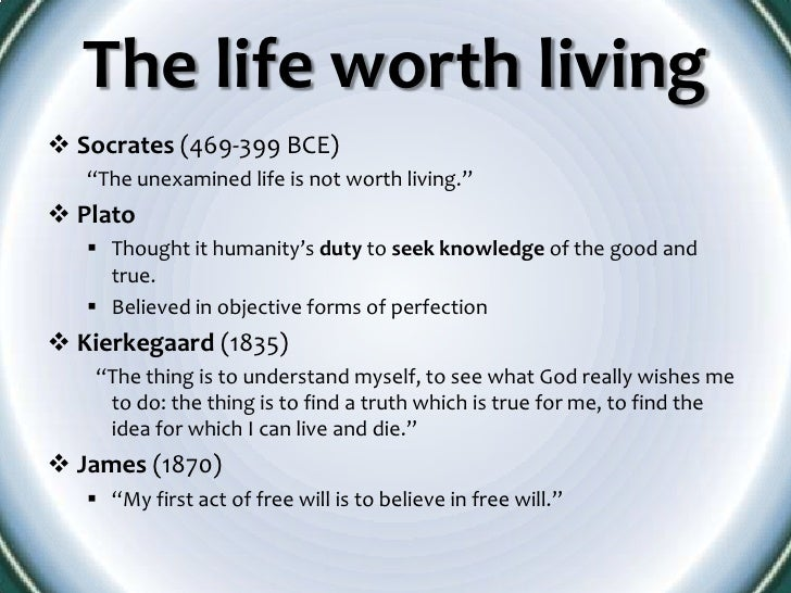 essays socrates good life