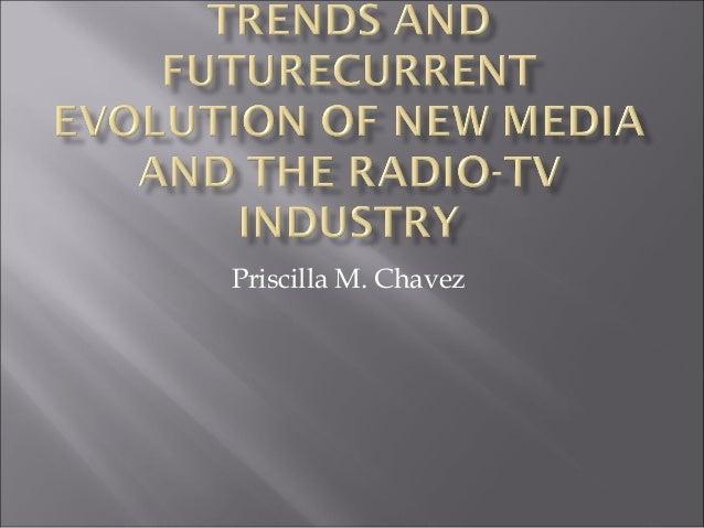 Priscilla M. Chavez