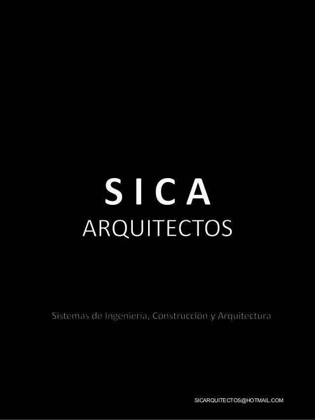 SICARQUITECTOS@HOTMAIL.COM