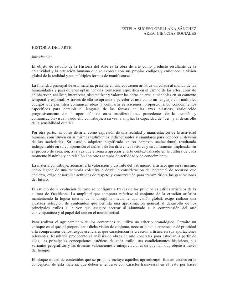 ESTELA SUCESO ORELLANA SÁNCHEZ                                                                  AREA: CIENCIAS SOCIALES   ...