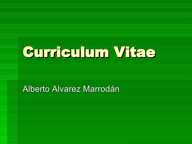 Curriculum Vitae Pps