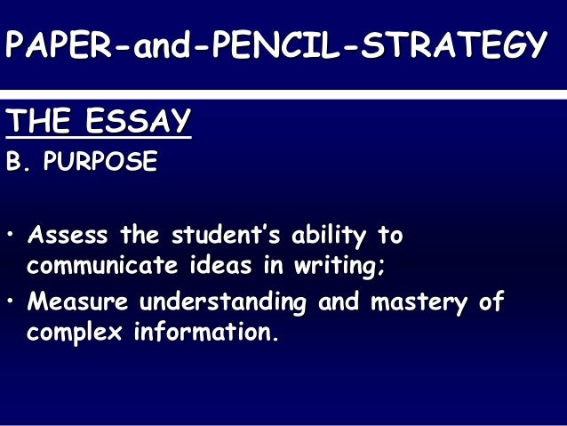 Essay On Curriculum