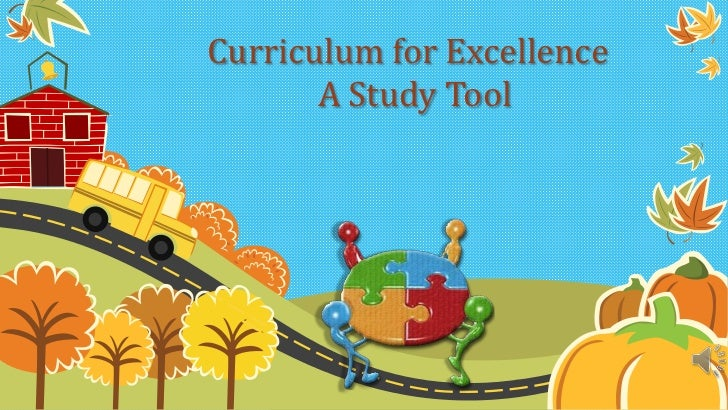 Curriculum for excellence powepoint show (done & timings fixed)