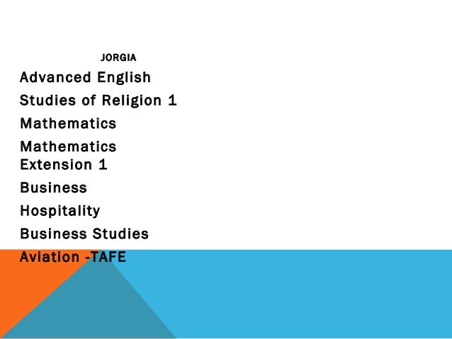 Curriculum information yr11 night 2013student jpc