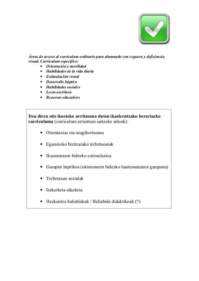 Curriculum itsu (zuzenketa)