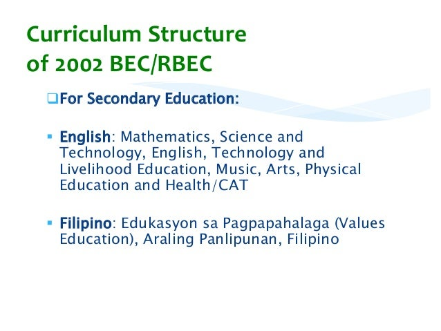 ubd curriculum implemented by the deped Education (deped) aims to offer a seamless, responsive, enriched,   understanding by design (ubd) framework was introduced in academic year  2010.