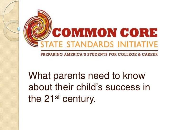Curriculum night -_common_core_updated