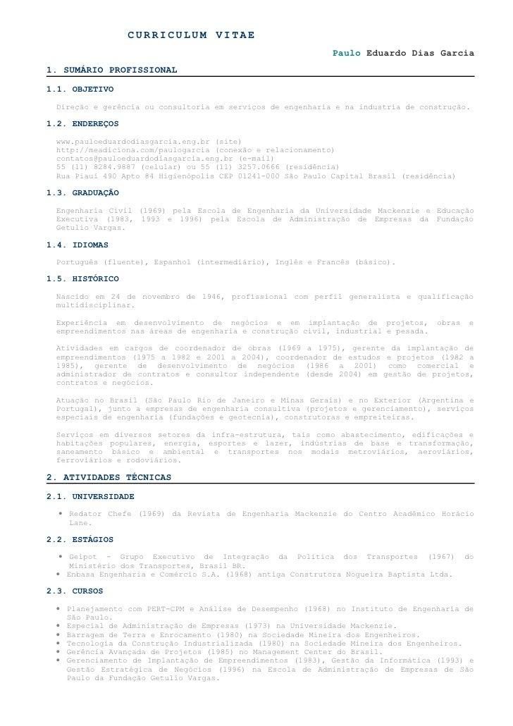 programa curriculum Vitae - Baixaki - Download e Jogos
