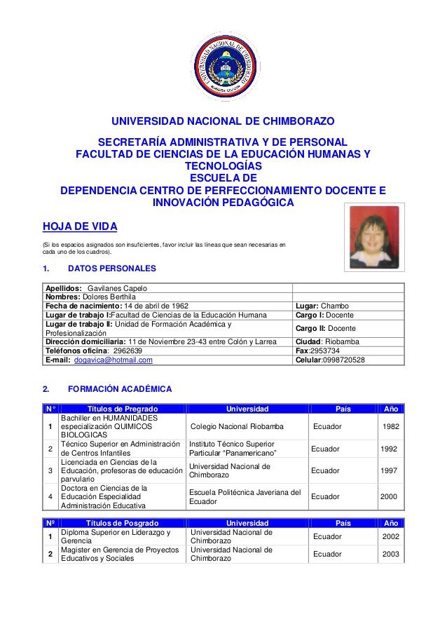 Curriculum universidad nacional arreglado